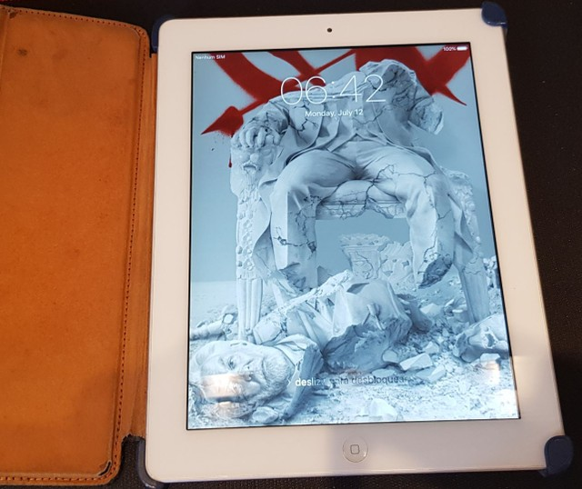 iPad 2 16 GB, Wi-Fi, Bluetooth, GPS e USB