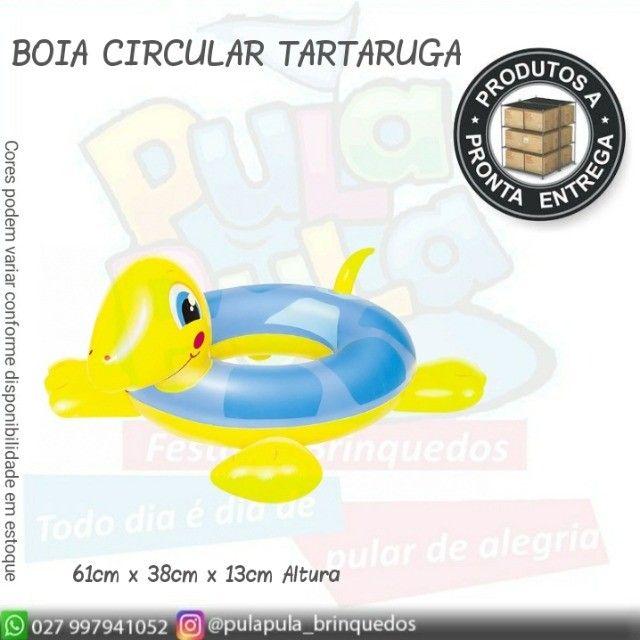 Boia Infantil com  Assento colorida - A pronta entrega - Foto 3