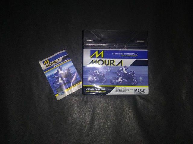 Bateria Moura  - Foto 3