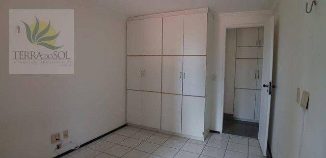 Apartamento com 3 dormitórios à venda, 140 m² por R$ 900.000,00 - Mucuripe - Fortaleza/CE - Foto 14