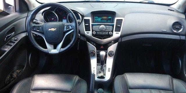 GM Cruze Sport 6 Hatch 2015 couro automático IPVA 2021 pago - Foto 5