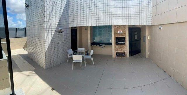Apartamento na Jatiuca, 110m², 3/4-2 suites, varanda integrada - Foto 15