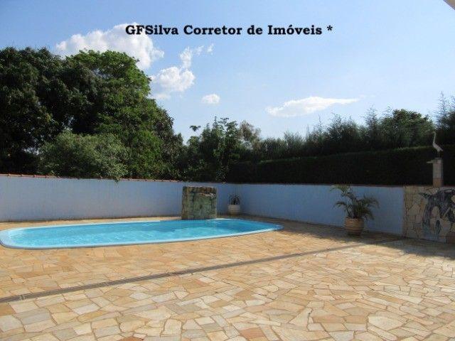 Chácara 1.500 m2 Condominio Fechado Casa 3 dorm. píscina Ref. 453 Silva Corretor - Foto 11