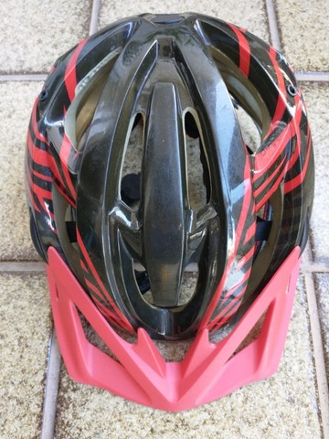 Capacete ciclismo (Prowell Xphere X9)