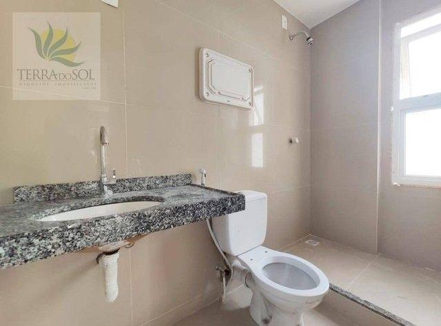 Apartamento com 3 dormitórios à venda, 68 m² por R$ 275.000,00 - Papicu - Fortaleza/CE - Foto 17