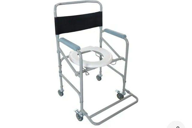 Cadeira de roda de banho Novas