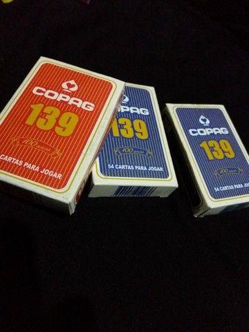 Jogo Baralho 8R$ cada kit - Foto 2