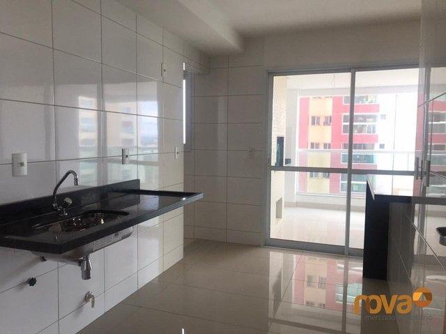 Apartamento à venda com 3 dormitórios em Residencial eldorado, Goiânia cod:NOV235809 - Foto 4