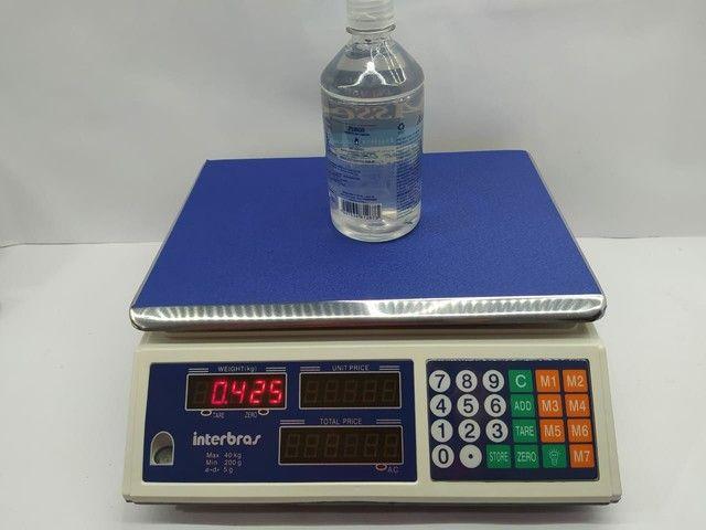 Balança comercial 40kg - Foto 2