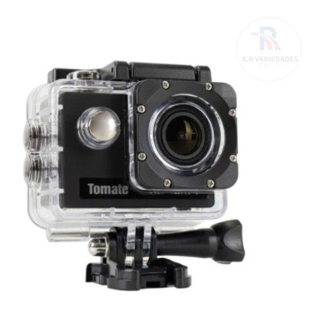 Câmera Esportiva - Tomate Mt-1091k 4k - Controle E Wifi
