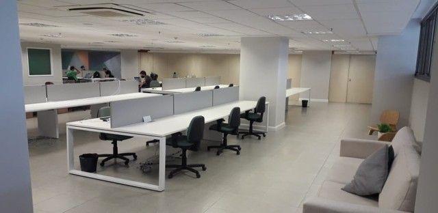 Sala para reunião e posição de coworking - Foto 10