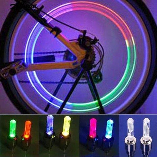 pitos de led lpara bicicleta  moto e carro - Foto 3
