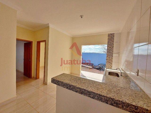 Vende-se Casa com 2 Quartos Moderna, em Juatuba   FINANCIAMENTO   JUATUBA IMÓVEIS - Foto 8