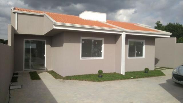 Casa Nova Bairro Xaxim
