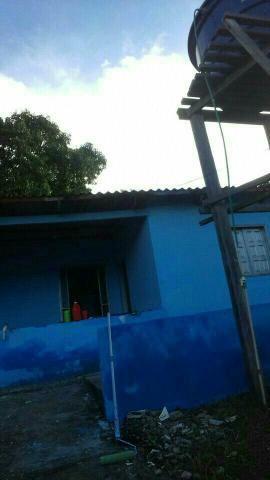 Casa com terreno toda murada contato 999871384 António