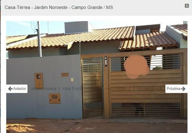 Casa no Jardim Noroeste - CGR (Venda ou Troco por carro)
