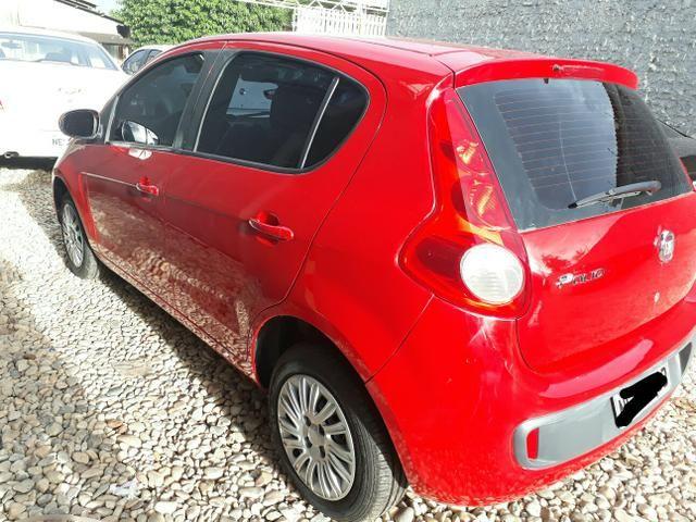 Fiat palio atractive 1.0 12/13 completo com garantia e ipva em dia. 991588860