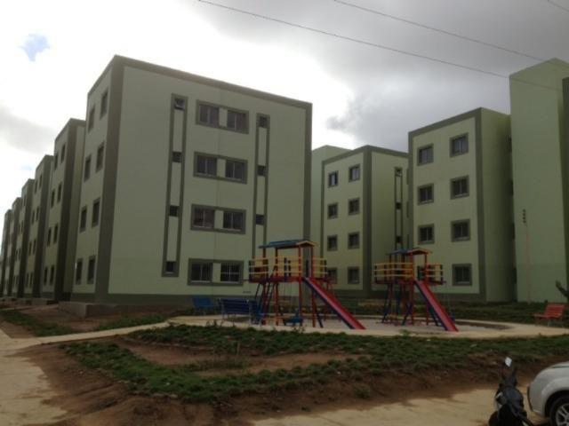 Apartamento no Condomínio Parque Petrópolis I