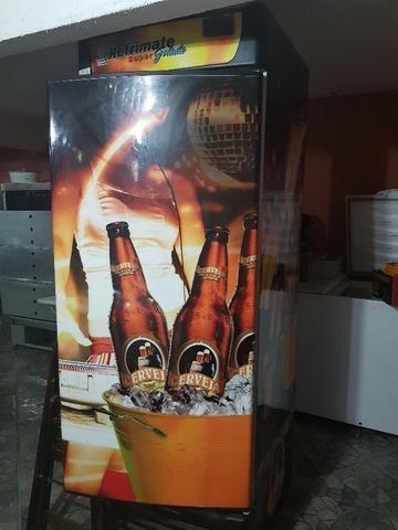 Cervejeira refrimate para 8 caixas