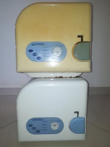 Autoclave Cristofoli 12 litros - DEFEITO
