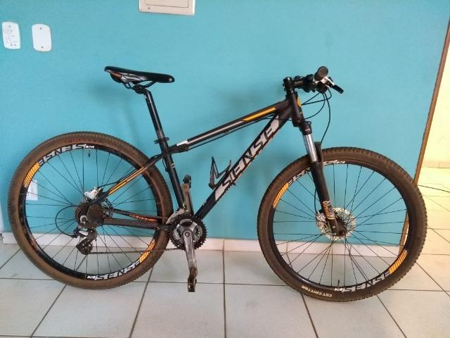 Bicicleta Sense Rock aro 29