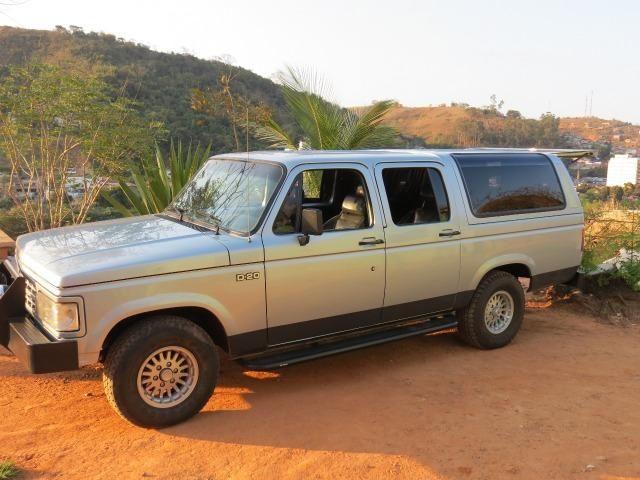 Chevrolet D20 Brasinca Mangalarga - Coleção raridade - em perfeito estado - DiESeL