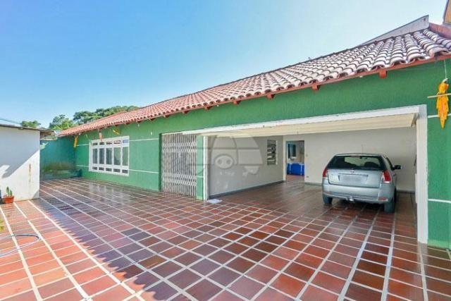 Casa à venda com 3 dormitórios em Atuba, Curitiba cod:138525
