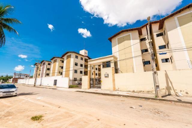 Apartamento no bairro Henrique Jorge com 3 quartos, garagem, playground
