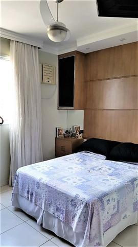 Ótimo Apartamento 3 Quartos com Suíte no Condomínio Buganville em Morada de Laranjeiras - Foto 2