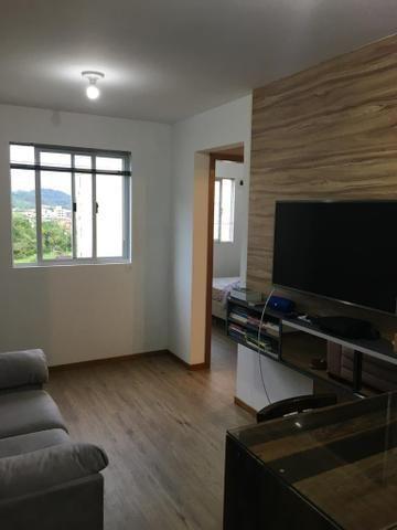 AP econômico - todo os móveis sob medida - aceita veículo - 2 dormitórios - Foto 13