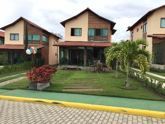 Casa 5/4 com 4 suítes - Condomínio Privê Solar Cheverny Gravatá/PE