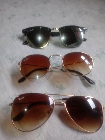 4fcf14443 Óculos rayban.1° linha - Bijouterias, relógios e acessórios ...