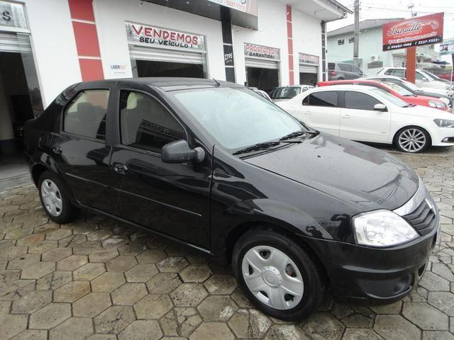Buscar Carros Baratos >> Busca Carro Auto E Barato Barbada Abx Fipe Logan Expression 1 6 2012 Automatico Top