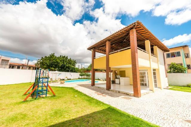 Apartamento 3 quartos na Maraponga - piscina, salão de festas, playground - Foto 2