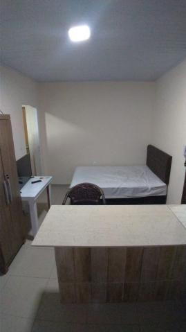 Apartamento para alugar com 1 dormitórios em Bonfim, Belo horizonte cod:V822 - Foto 3