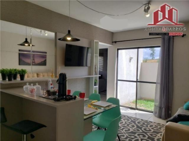 Apartamento à venda com 2 dormitórios em Estados, Fazenda rio grande cod:AP00003 - Foto 8