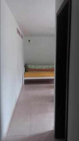 Boa casa de alvenaria em itapoá, aproximadamente 1.100 metros da praia, total de 108 m2 co - Foto 20