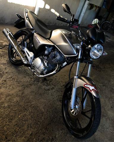 Honda - Titan 150 Esd 2008! Impecável. (raridade)!