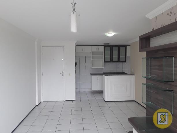 Apartamento para alugar com 2 dormitórios em Alagadiço novo, Fortaleza cod:49627 - Foto 3