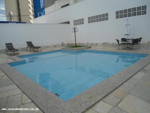 Apartamento 1 quarto para temporada em caldas novas, cezar park, 1 dormitório, 1 banheiro, - Foto 6