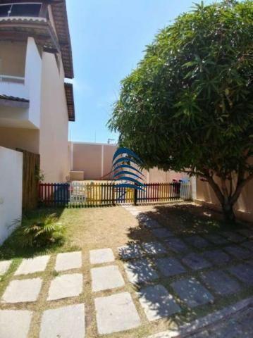 Casa de condomínio à venda com 3 dormitórios em Stella maris, Salvador cod:NL1053G - Foto 16