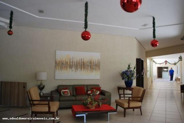 Apartamento 3 quartos para temporada em caldas novas, royal park, 3 dormitórios, 1 suíte, - Foto 4