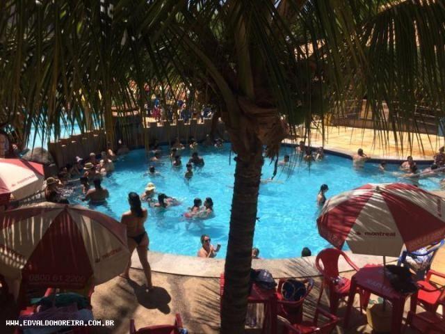 Apartamento 2 quartos para temporada em caldas novas, golden dolphin grand hotel, 2 dormit - Foto 14
