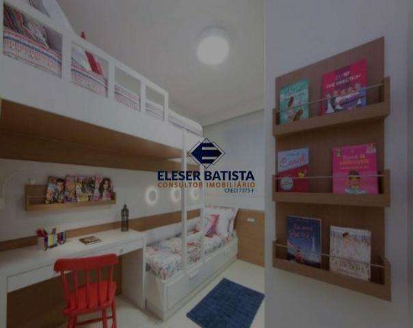 DWC - Apartamento Veredas Buritis 2 Quartos c/ suite Colinas de Laranjeiras - ES - Foto 3