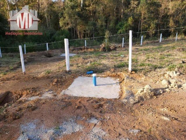 Lindo terreno com escritura, poço semi-artesiano e energia elétrica em Pedra Bela - Foto 20