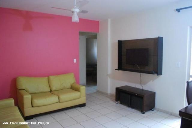 Apartamento 3 quartos para temporada em caldas novas, vitória thermas, 3 dormitórios, 1 su - Foto 19