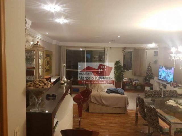 Apartamento com 3 dormitórios para alugar, 140 m² por R$ 5.000/mês - Ipiranga - São Paulo/ - Foto 2