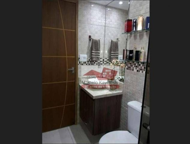 Apartamento com 2 dormitórios à venda, 60 m² por R$ 330.000 - Mooca - São Paulo/SP - Foto 12