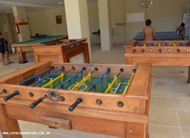 Apartamento 3 quartos para temporada em caldas novas, prive das thermas ii, 3 dormitórios, - Foto 17