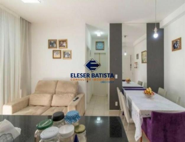 DWC - Apartamento 2 Qtos c/ suite Dream Park - Serra ES - R$ 209.000,00rra - ES - Foto 9